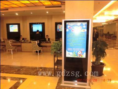 众视广立式博猫游戏注册招商机为广电精品酒店增亮点